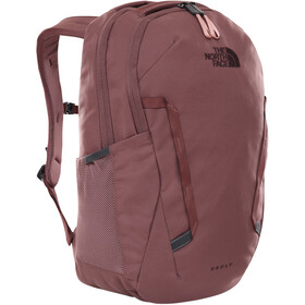 The North Face Vault Mochila Mujer, marron purple/pink clay